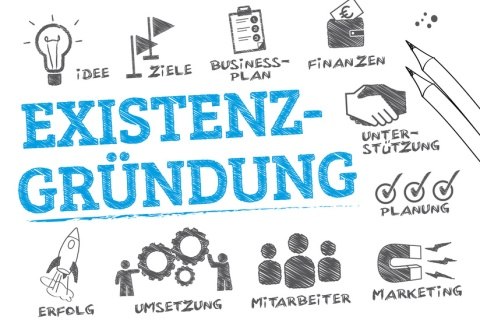 Existenzgründung & Marketing - Interessante Informationen zum Lesen!